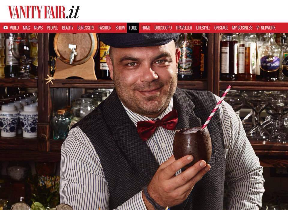 Tiki Egg un cocktail di fabio camboni su vanity fair