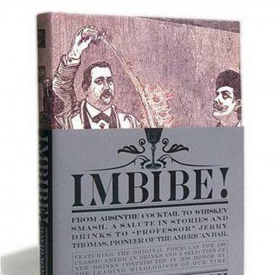 Imbibe David Wondrich