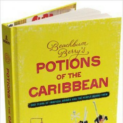 Poition of Carribean Jeff Berry