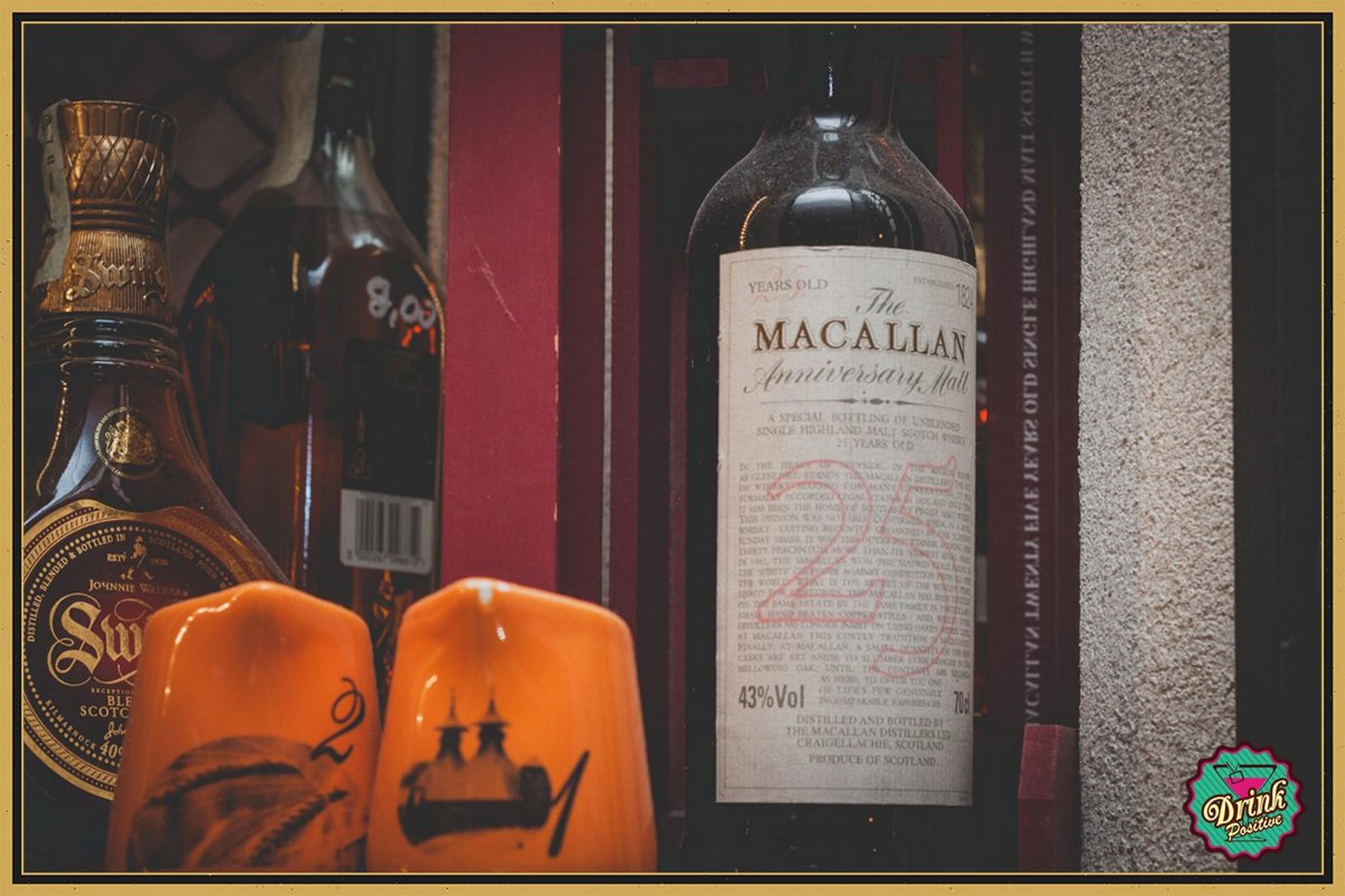 Maccallan 25 yo