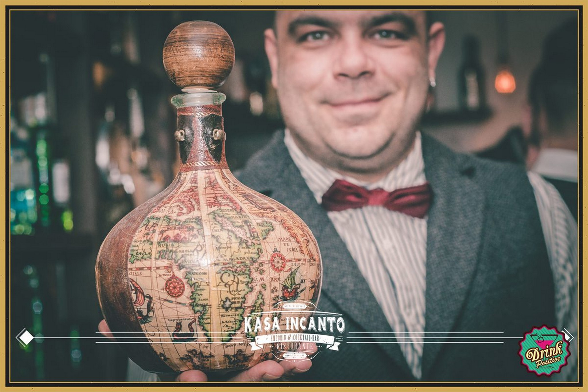 Il giro del mondo in 80 cocktails