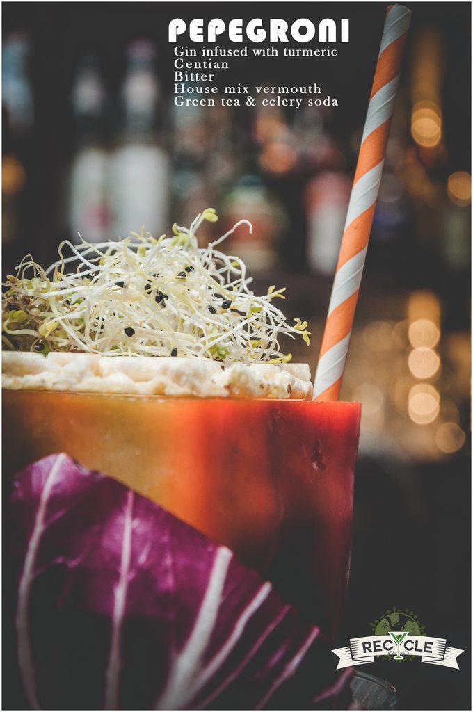 pepegroni_fabio_camboni_drink_positive Recycle - i Cocktails incontrano la natura