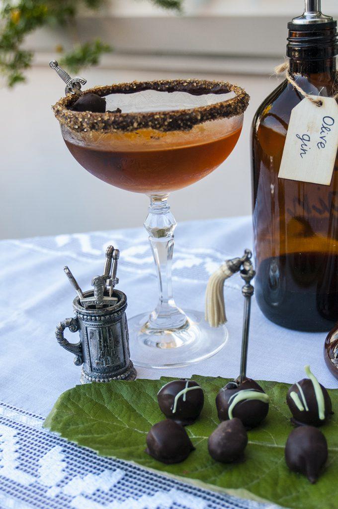 dirty_day_martini_olive_gin_infused_fabio_camboni_cioccolato Dirty Day Martini