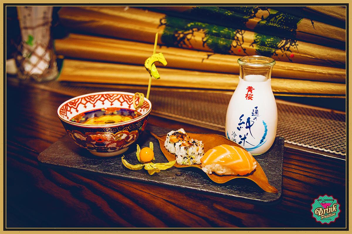 Sushi & Cocktails Jappo