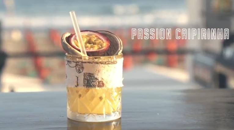 Passion Caipirinha by Fabio Camboni