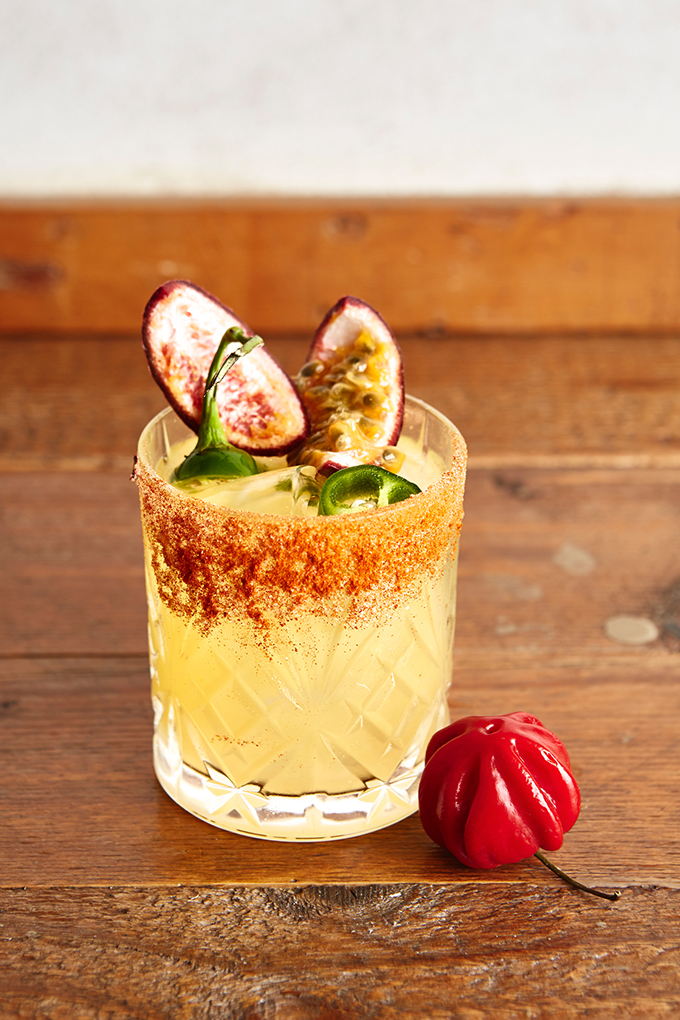 Margarita jalapa un cocktail by fabio camboni