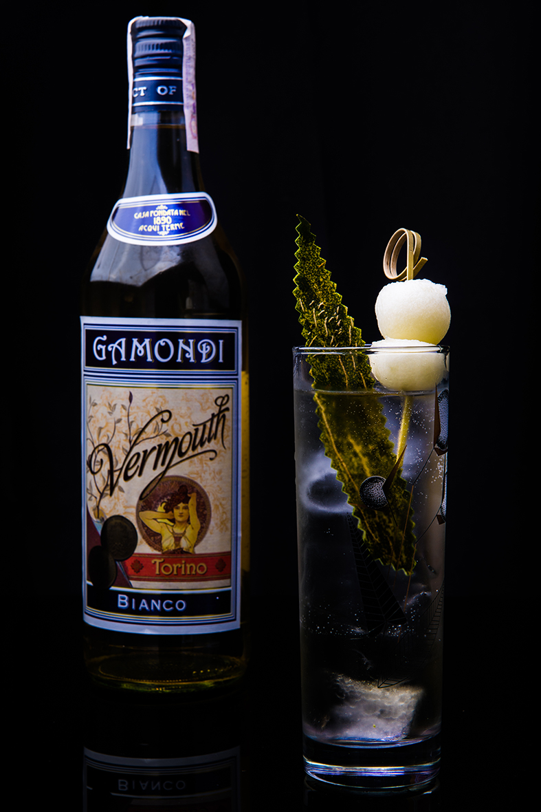 Gamondi royale cocktail by fabio camboni