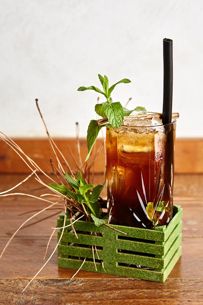 Mojito radicale un cocktail by fabio camboni