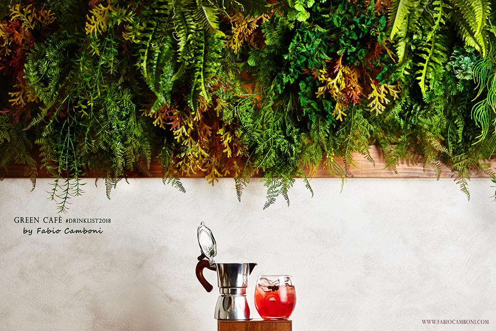 Negroni alla Moka un cocktail by fabio camboni