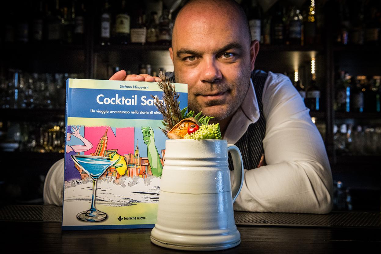 Lonfo cocktail di fabio camboni bartender
