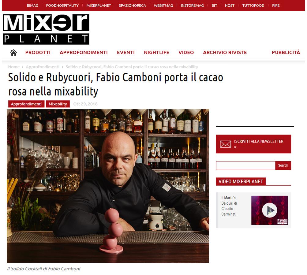 Mixer_Planet_Magazine_fabio_camboni_cioccolato_rosa