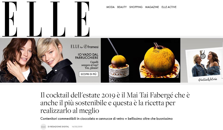 ELLE_Magazine_Mai_Tai_Fabergè_Fabio_Camboni_Bartender
