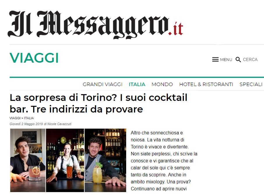 Il Messaggero_Fabio_camboni_bartender