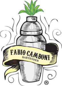 Fabio Camboni Bartender Logo